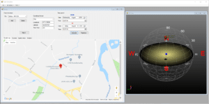 RayViz is a fast & accurate raytracing simulation within